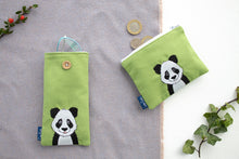 Load image into Gallery viewer, Panda Coin Purse