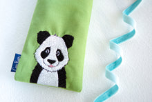 Load image into Gallery viewer, Panda Glasses Case