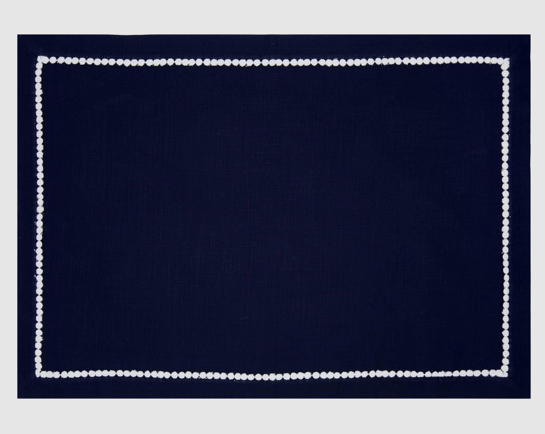 Midnight Mat, set of 2