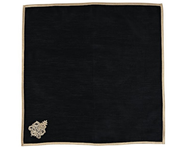 Onyx Napkin, set of 2