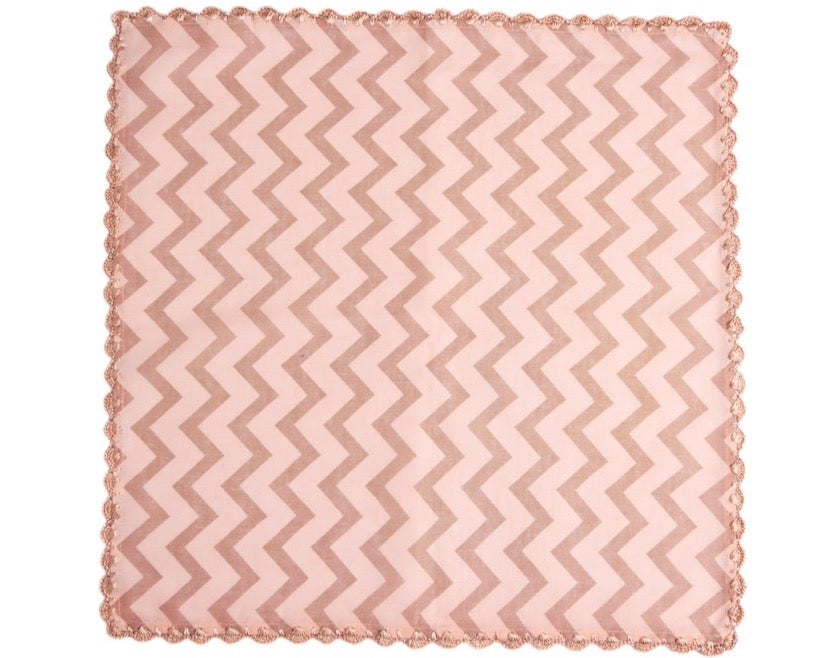 Astor Napkin (Salmon), set of 2