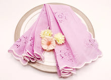 Load image into Gallery viewer, Pallette Napkin (Lilac), set of 2