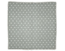 Load image into Gallery viewer, Polka Zinnia Mat and Napkin, set of 4