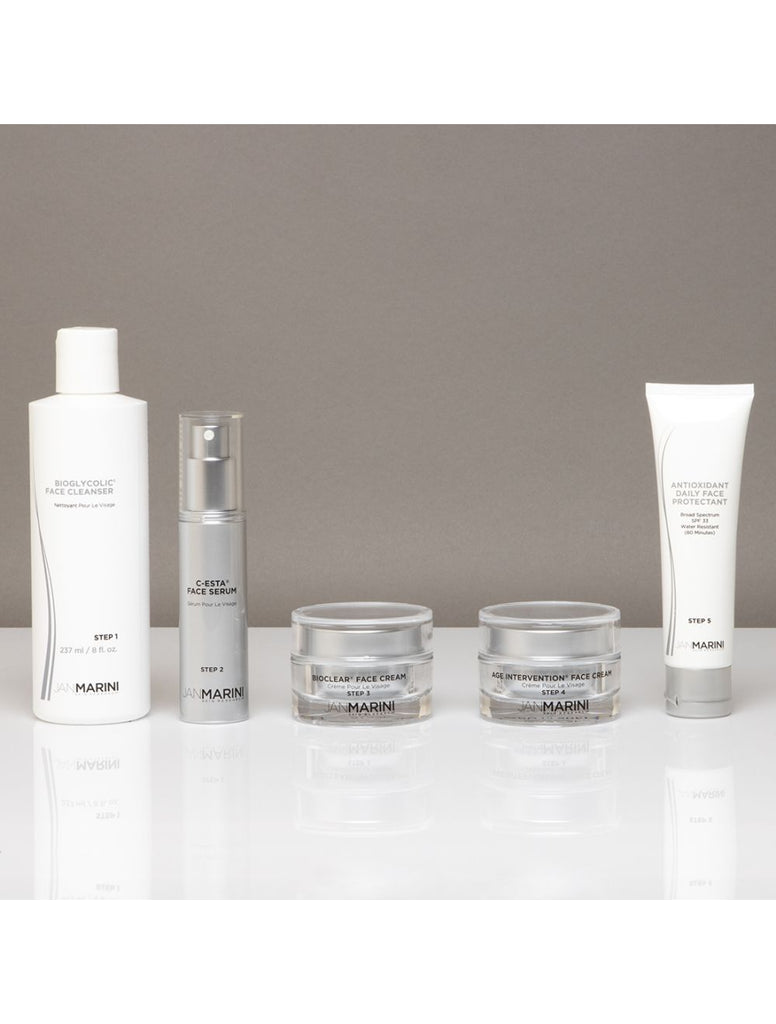 Skin Care Management System for Dry/Very Dry