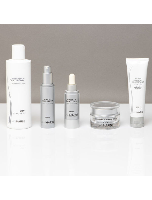 Skin Care Management System for Normal/Combination