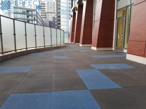 rubber floors fitness floor rubber gym floors word of mouth floors Richmond BC
