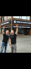Word of Mouth Floors Richmond BC, Greater Vancouver Flooring and across BC