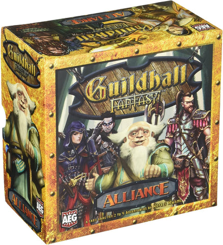 guildhall board game
