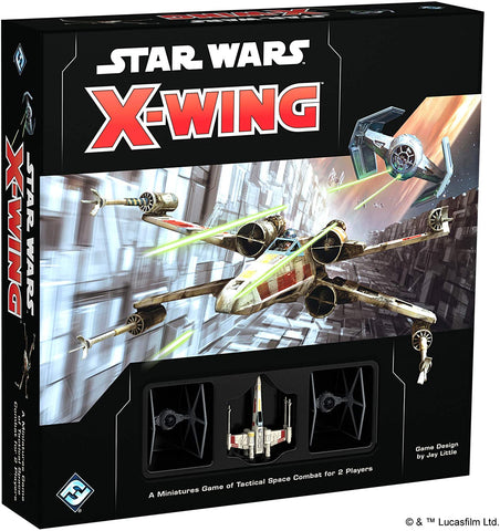 star wars x wing minatures board game