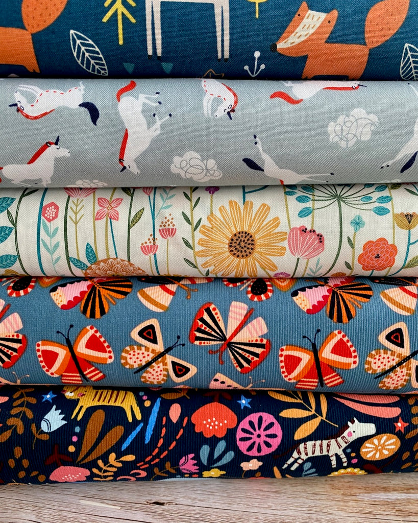 09. New Range of Dashwood Studio fabrics!