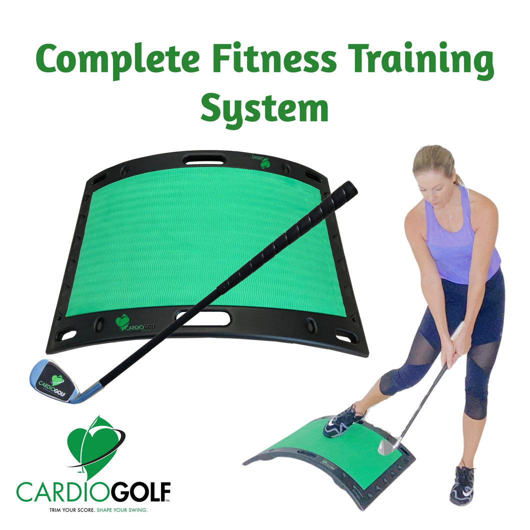 CardioGolf™ Complete Fitness Training System