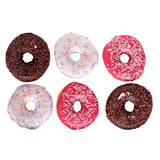 Mixed Iced Donuts x 12. Frozen - CMKfoods