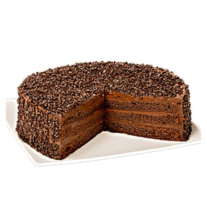 Death by Chocolate Cake. 12 slice. Frozen - CMKfoods