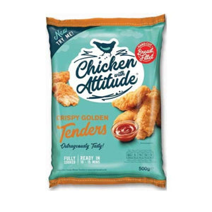 Crispy Golden Tender 500g