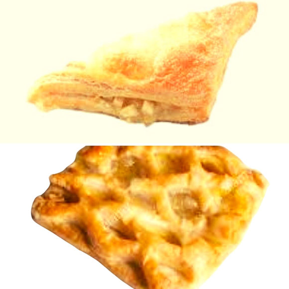 Apple Lattice and turnover  x 8