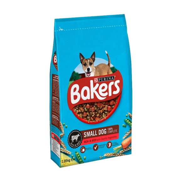 Bakers Dog Food 2.85Kg - CMKfoods