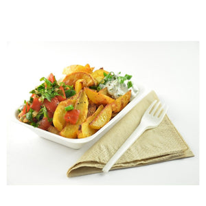 Bagasse Chip Tray