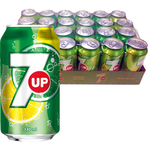 7 Up x 24 cans - CMKfoods