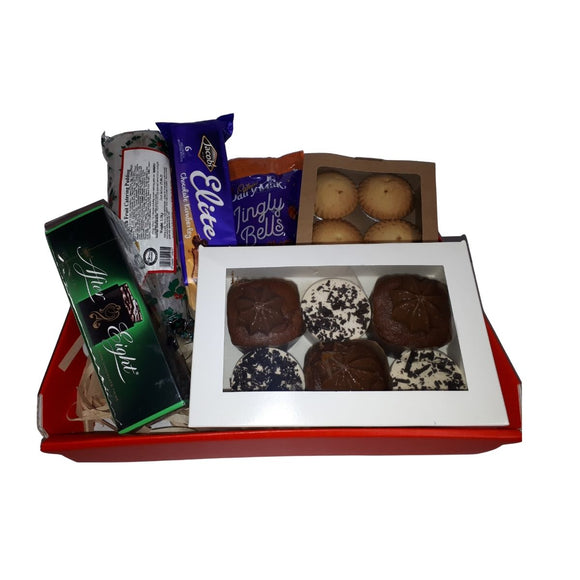 Medium Xmas Luxury Hamper - CMKfoods