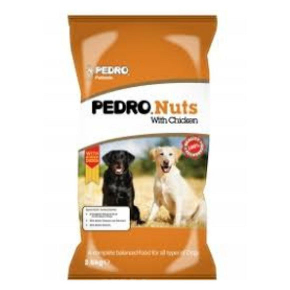 Pedro Dug Nuts with Chicken 15kg - CMKfoods