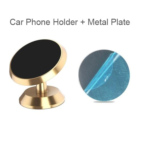 Car Phone Holder Magnetic Universal Magnet - Online Store
