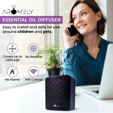 Why an Essential Oil Diffuser is Essential for Your Home