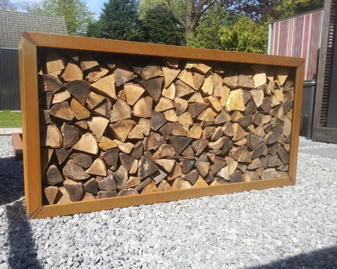 By dens 500 Wood storage