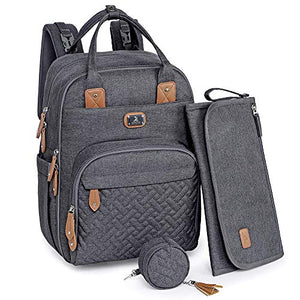 Dikaslon Changing Bag Backpack