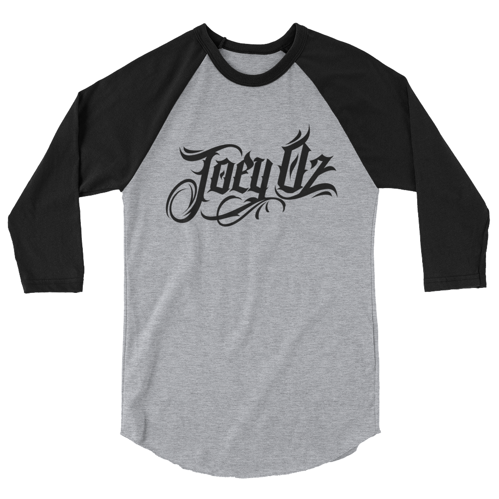 JoeyOz 3/4 sleeve shirt