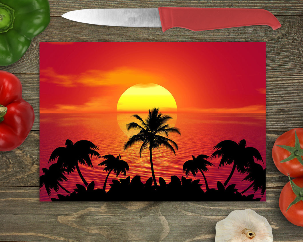 Cutting Board: Beachen It