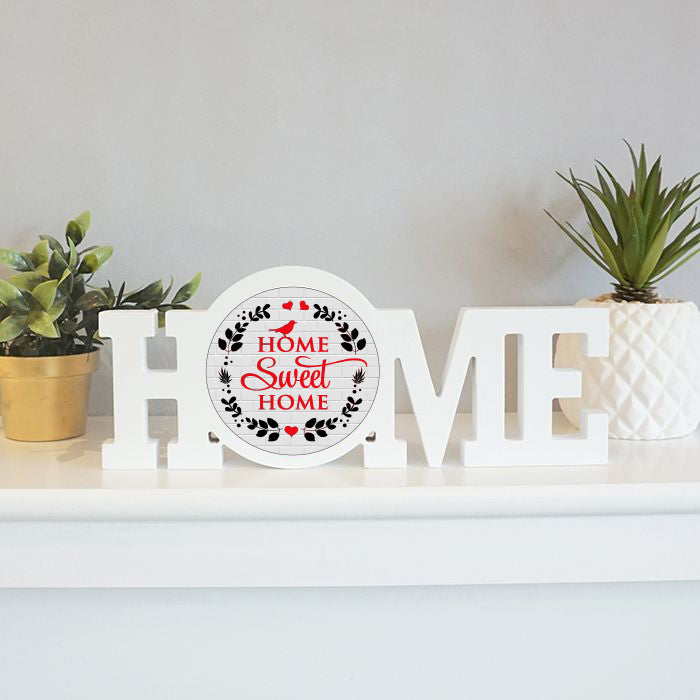 Home Sign: Home Sweet Home