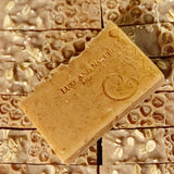 Manuka Honey & Oats Soap Bar