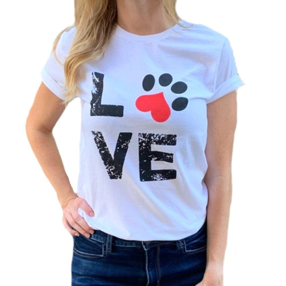 Love Graphic Favorite Tee