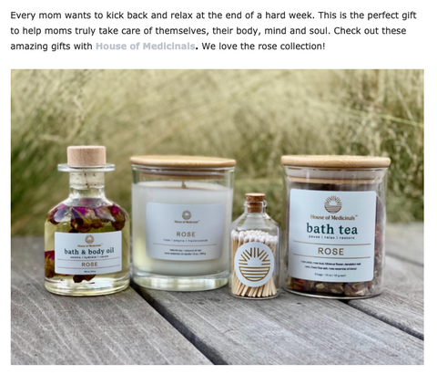 Austin Mom's Blog Mother's Day Gift Guide 2021