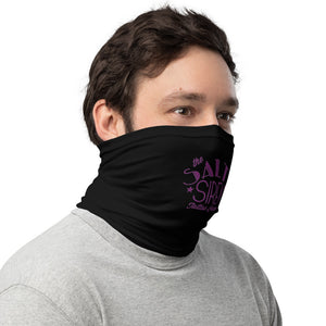Purple Logo Neck Gaiter