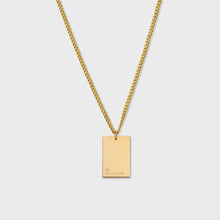 Load image into Gallery viewer, be fearless necklace