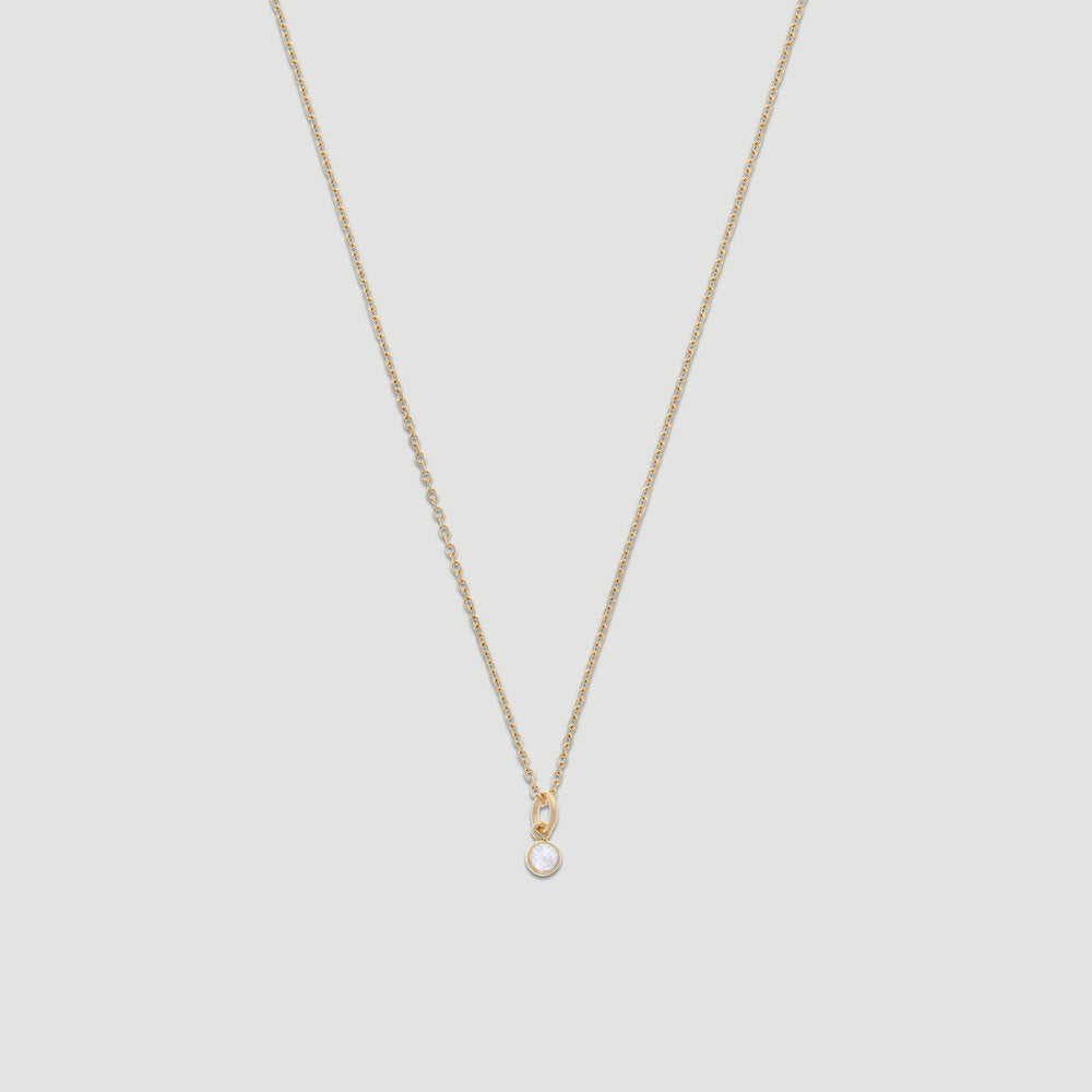 14k nancy necklace