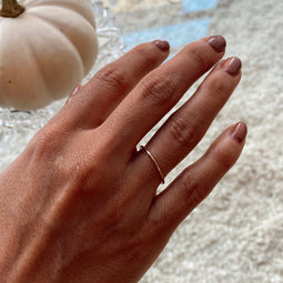 14k samantha ring