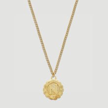Load image into Gallery viewer, goddess initial necklace