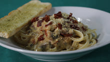 Load image into Gallery viewer, Fettucine Carbonara