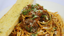 Load image into Gallery viewer, Spaghetti w/ Meatballs
