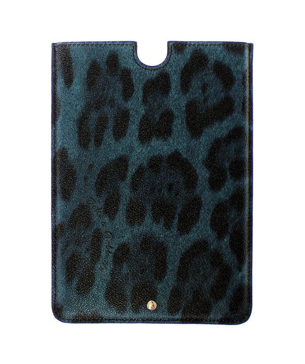 Leopard Leather iPAD Tablet eBook Cover