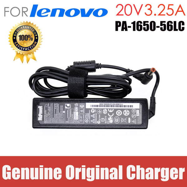20V 3.25A 65W For LENOVO laptop power AC adapter charger CZ460 E41G E46G E46L E47 E47A E47G E47L E49G E49L G360 G430 Z460 Z470