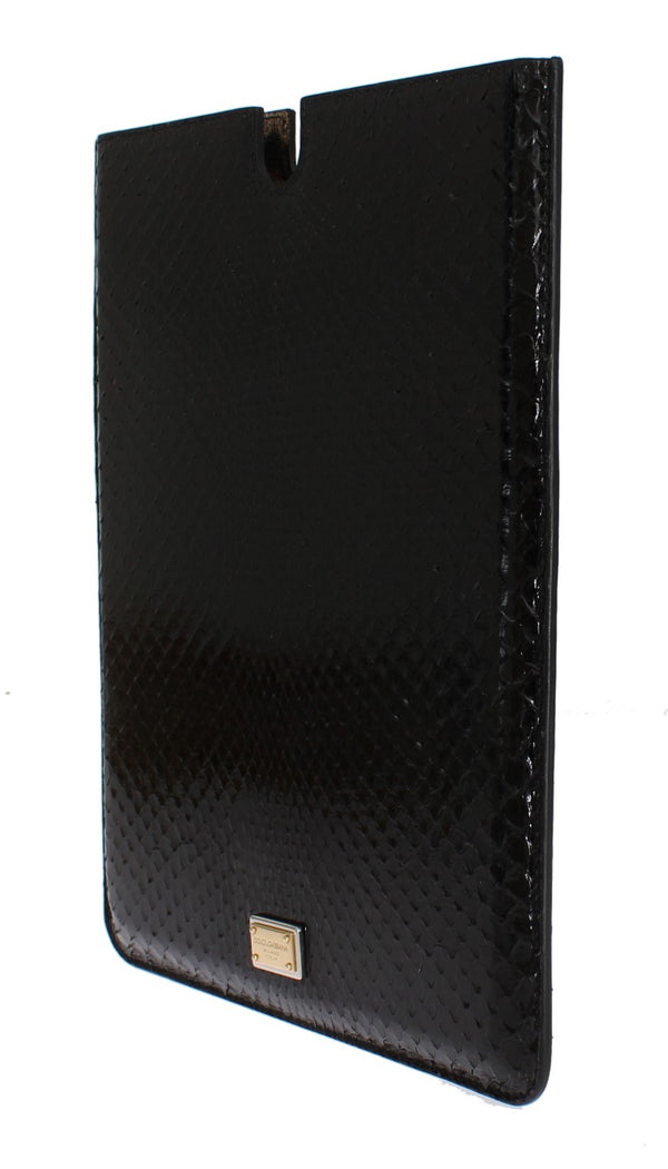 Black Snakeskin P2 Tablet eBook Cover