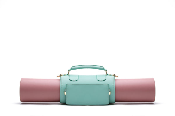 The Emmeline Yoga Mat Bag - Teal