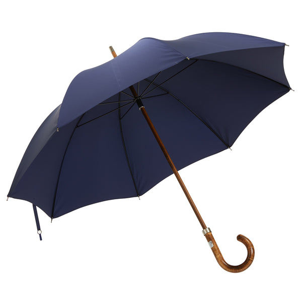 Navy Blue Classic Umbrella