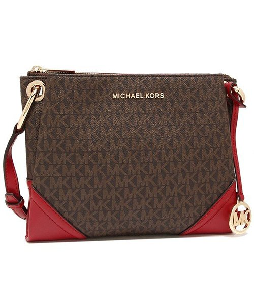 Michael Kors Nicole Large Triple Compartment Crossbody