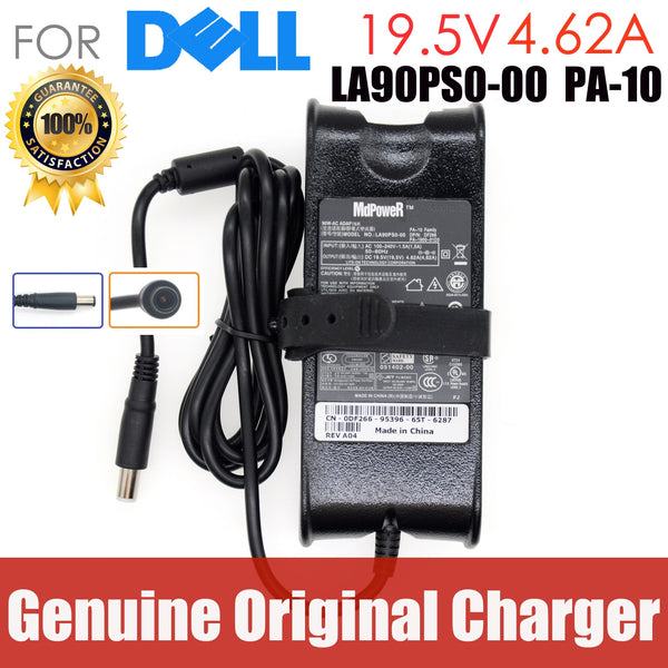 Original 19.5V 4.62A 90W For DELL 15R 15R3421 15V-4516 FA90PM111 AA90PM111 ADP-90LD CM889 laptop supply AC adapter charger