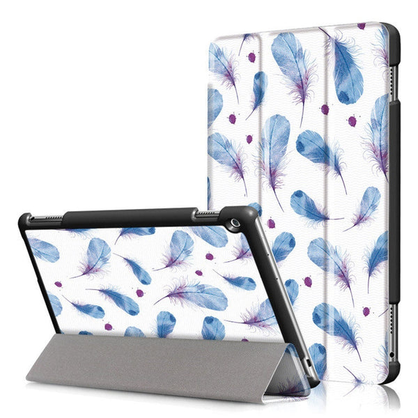 Tablet Case For MediaPad M3 Lite 10 BAH-W09 BAH-AL00 Stand PU Leather Case Cover  For Huawei Media Pad M3 Lite 10.1 inch