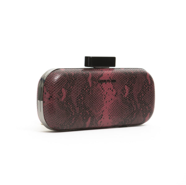 Bordeaux Clutch Bag